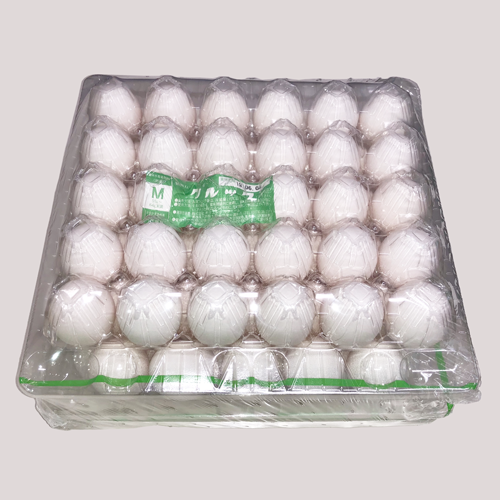 シュリンク包装卵